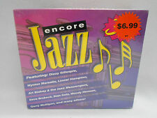 ENCORE JAZZ ''NEW'' 3CD set DIZZY DILLESPIE  AND MENY ATHERS