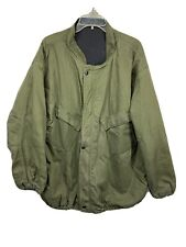 Vintage Us Army Chemical Protect Jacket 1978 M65 M51 fatigue size XL