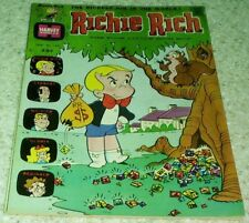 Richie Rich 124, FN/VF (7.0), 1974, 50% off Guide!