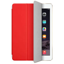 Fashion Magnetic Slim Leather Smart Cover Case Skin For iPad Air 2 Red  B1D3