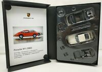 1:43 WELLY 1964 PORSCHE 911 White Promotional Assembly Kit