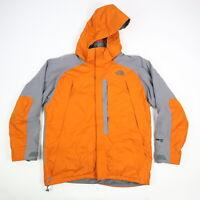 The North Face XCR Gore-Tex Ski Jacket Orange / Gray size MEDIUM