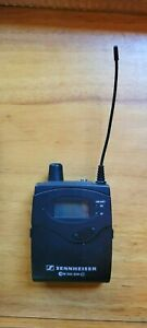 Sennheiser EK300 IEM G3 Receiver Bodypack G 566-608 firmware update failed