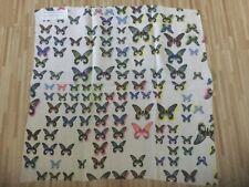 Designers Guild Butterflies parade fabric 60x60cm 2 pieces RP 122 pounds/m