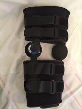 Advanced ROM Post-op Knee Brace - Easy On Off Easy Adjusting