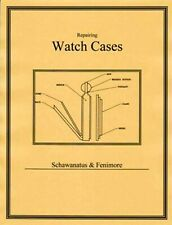 Repairing Watch Cases -How to PDF Book