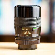 Rare Bokina Vivitar Series 1 90mm f/2.5 VMC Macro Tokina Canon FD !! A Voir !!
