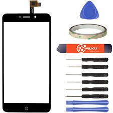 Digitizer für UMI Super Schwarz ● Display Touchscreen Scheibe Frontglas