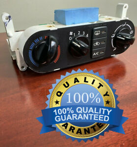 ✅ B#30 00-06 Nissan Sentra Climate Control w/ Heater and A/C OEM