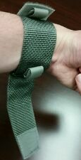 Covered Watchband in Foliage Green