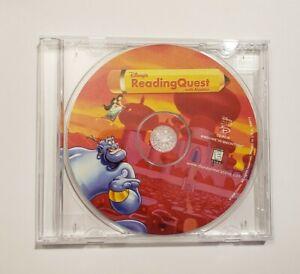 Disney's Reading Quest with Aladdin (Vintage Windows 95/Macintosh CD-ROM, 1998)