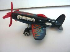Hot Wheels 2004 1st Edition Mad Propz Airplane