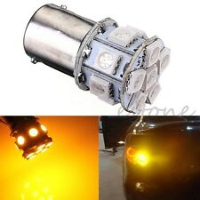 12V Amber 1156 BA15S P21W 13-LED 5050 SMD Car Turn Tail Signal Light Lamp Bulb
