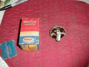 NOS MOPAR 1951-4 DODGE PLYMOUTH DESOTO CHRYSLER DEFROSTER SWITCH