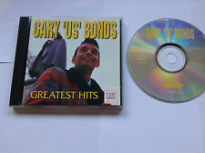 5020214606626 GARY US BONDS GREATEST HITS 20 TRK CD QUALITY CHECKED & FAST FREE