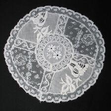 DENTELLE et BRODERIE ancienne XIXè  LACE Embroidery 19C