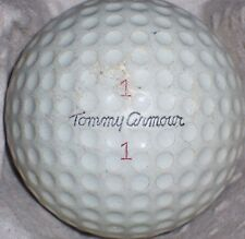 (1) TOMMY ARMOUR SIGNATURE LOGO GOLF BALL 1/1  ( CIR 1940 )