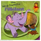 Livre enfant - Winnie L'ourson Et L'efelant - Walt Disney