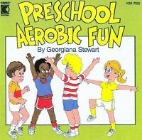 NEW Preschool Aerobic Fun (Audio CD)