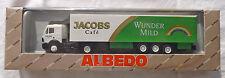 Mercedes Benz Jacobs Wunder Mild Albedo 200233 Koffer Sattelzug OVP H0 1:87 å