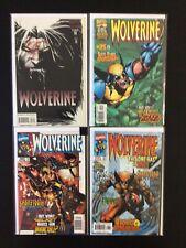 4 Issue Lot - Wolverine 82, 125, 126, 128 X-Men