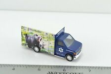 Busch Ford E-350 Ambulance Truck 1:87 Scale HO (HO3764)