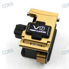 INNO Fiber Optic Cleaver V7 Cutter High Precision for Single Ribbon Fiber