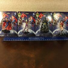 NEW Toy Lot DC Comic ACTION FIGURE Batman Superman Wonder Woman Joker Statues