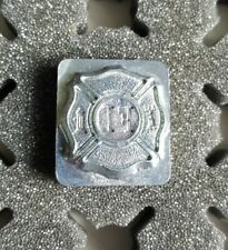3D Craftool Leather Tool Stamp, Fire Dept, 8373
