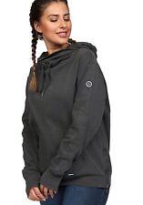 L3398 KangaROOS Damen Oversize Sweatshirt (anthrazit 32/34)