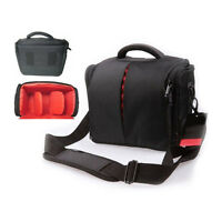Waterproof Digital Camera Case Shoulder Bag Padded Backpack Canon EOS SLR DSLR