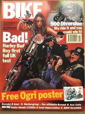Bike Magazine - November 1994 - Yamaha 900 Diversion BMW R1100RS Honda VT1100