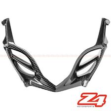 2009-2016 Suzuki GSX-R 1000 Lower Nose Air Intake Cover Ram Fairing Carbon Fiber
