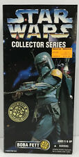 1996 Star Wars Boba Fett 12 Inch Action Figure Collector Series