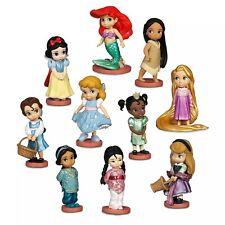 Disney Baby Princess Animators' Collection 10-Piece PVC Figure Play Set - NEW