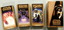 STAR WARS Trilogy VHS Special Edition - Empire Strikes Back - Return of the Jedi