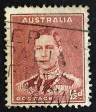 Timbre AUSTRALIE / Stamp AUSTRALIA Yvert et Tellier n°128 obl (Cyn22)