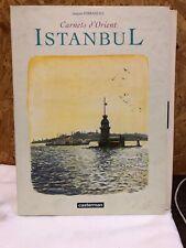 Bd Jacques Ferrandez Carnets D'orient Istanbul EO