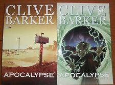 CLIVE BARKER - APOCALYPSE completa 1/2 - ed. Magic Press Sconto + del 50%