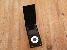 Apple iPod Nano 4th Generation 8GB MP3 Player - Purple *A1285*