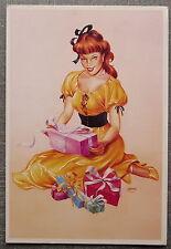 Carte postale MRC SOLLY A. LAURENT cadeaux pin up     postcard