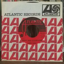Larry Dale R&B Rocker 45 Drinkin Wine Spo-Dee-O-Dee / Keep Getting Up Atlantic
