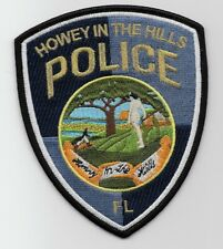 Colorful Howey in the HIlls Police State Florida FL