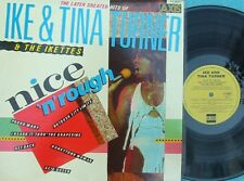 Ike & Tina Turner ORIG OZ LP Later great hits of NM Axis AX260021 R&B Funk Soul