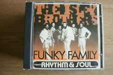 The Isley Brothers - Funky Family (CD) . FREE UK P+P ...........................