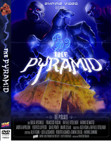 The Pyramid - Limited 400 Copie Numerate (DVD) Nuovo e Sigillato