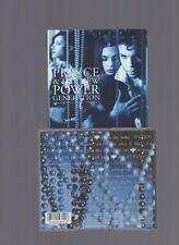 O(+>  PRINCE ORIGINAL 1ST PRESSING DIAMONDS AND PEARLS ALBUM  CD (-0-)