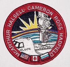 Aufnäher Patch Raumfahrt NASA STS-74 Space Shuttle Atlantis ..........A3146