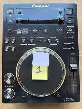 PIONEER CDJ 350 CDJ-350 CDJ350 Usb Cd Rekordbox DJ Decks Turntable DJ player #1