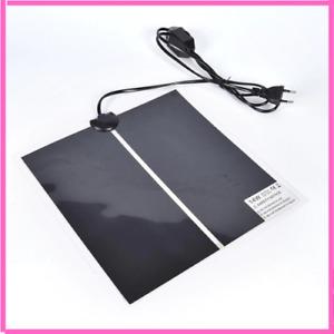 Pet Heating Pad Mat Blanket Waterproof Electric Heat Reptile Cat Dog Heater Bed